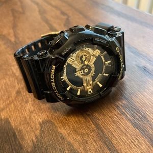 GSHOCK Casio Protection Watch